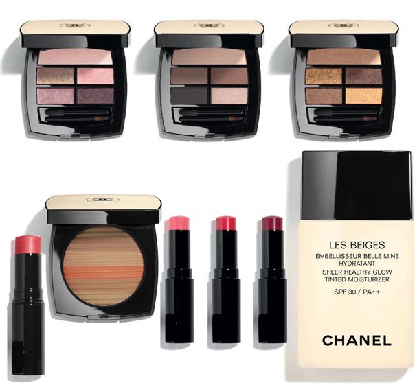 chanel-les-beiges-collezione-trucco-2018