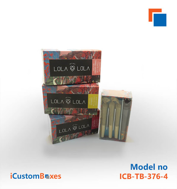 Custom Pre Roll boxes