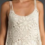 60 Blusas para verano en crochet