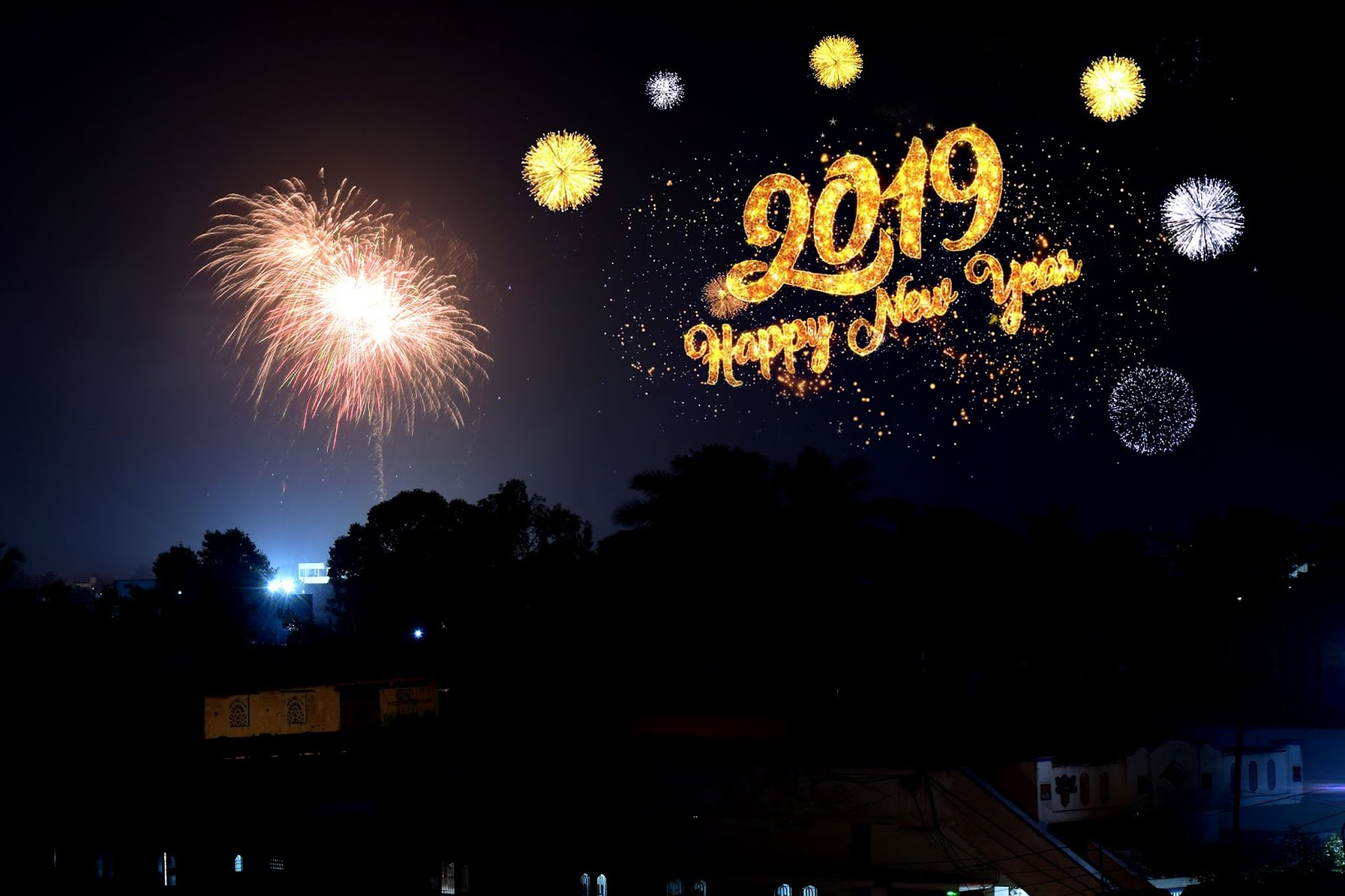 happy new year 2020 4k image, wishes, greeting