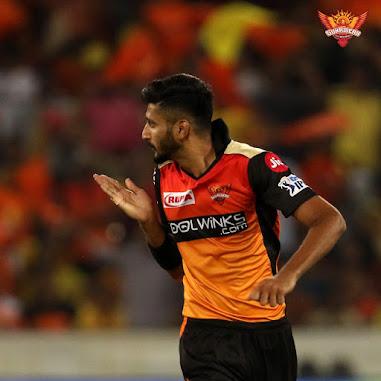 Hyderabad full squad for IPL 2021