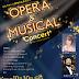 オペラ&ミュージカルコンサートチラシ