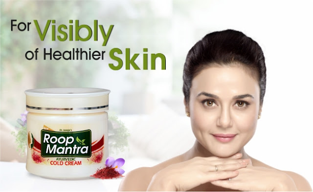 Cold Cream For Sensitive Skin - Roop Mantra Ayurvedic Cold Cream for Everyone