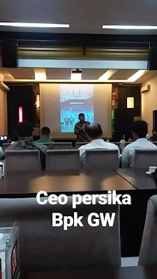 Kejar Target Liga 1, Persika Karawang Gaet Bos Persija jadi CEO
