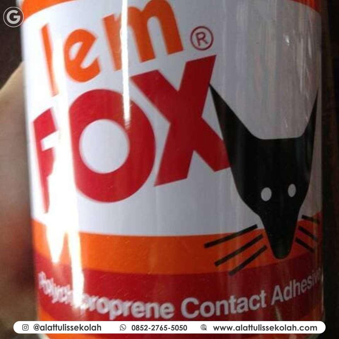 Lem Fox Putih Untuk Busa   +62 852-2765-5050