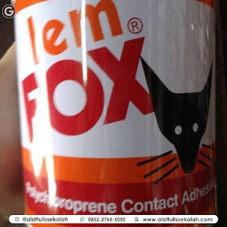 Lem Fox Putih Untuk Busa | +62 852-2765-5050