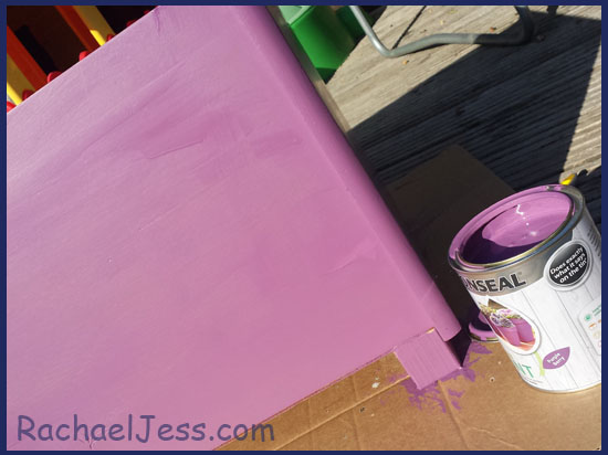 National Upcycling Campaign - Ronseal Garden Paint