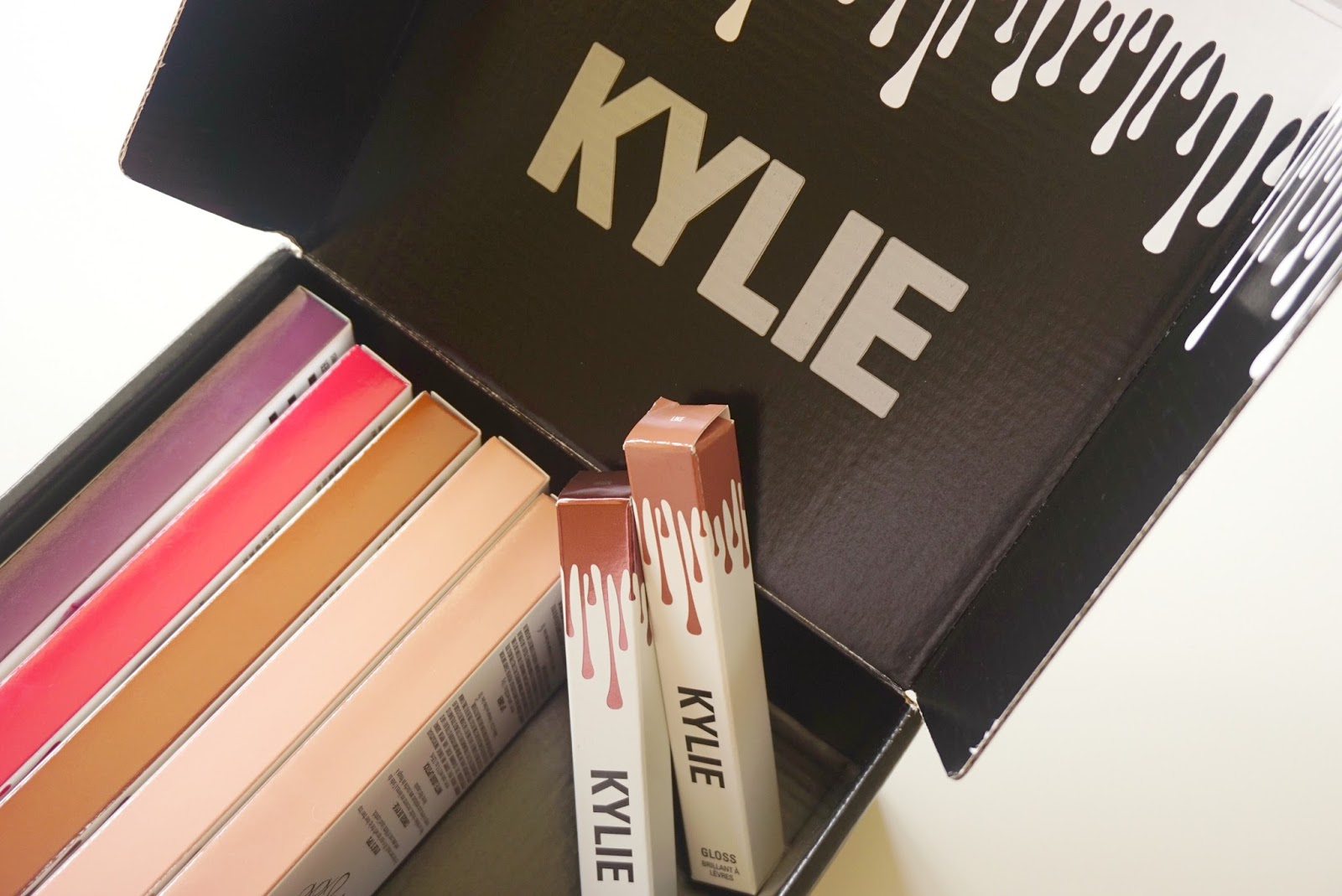 kylie cosmetics review swatches