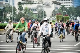 Lagi Ngetren, Ini 5 Manfaat Bersepeda untuk Kesehatan