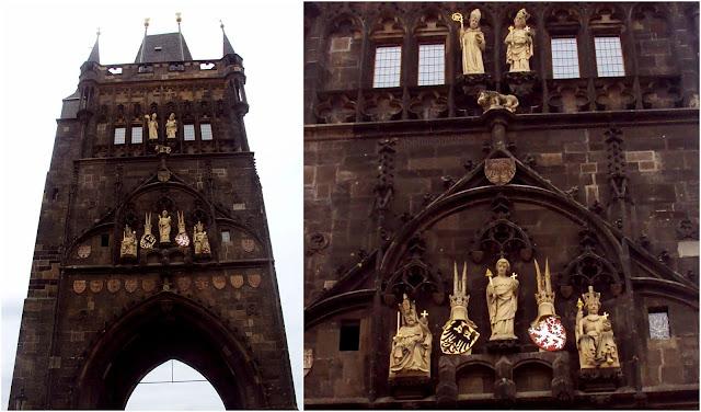 A Bella e o Mundo Ponte Carlos Prague