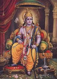 Sri Rama , kisah Ramayana