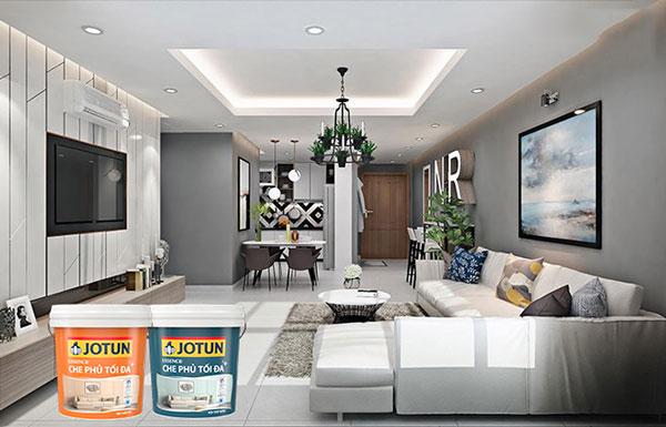 Top 7 sơn nội thất tốt nhất hiện nay bền bỉ với thời gian