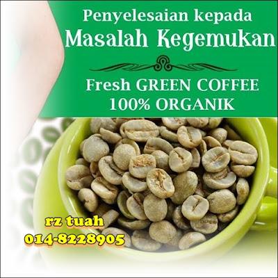 khasiat kopi hijau zaza natural diet