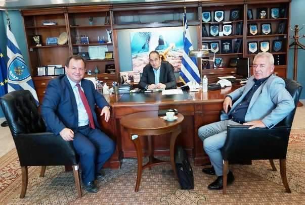 Ο Δήμαρχος Ηγουμενίτσας στην ΕΡΤ Ιωαννίνων για τη συνάντηση με τον Πλακιωτάκη