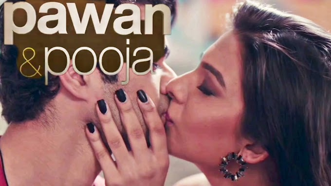 Natasha Bharadwaj sexy scene - Pawan & Pooja (2020) HD 720p
