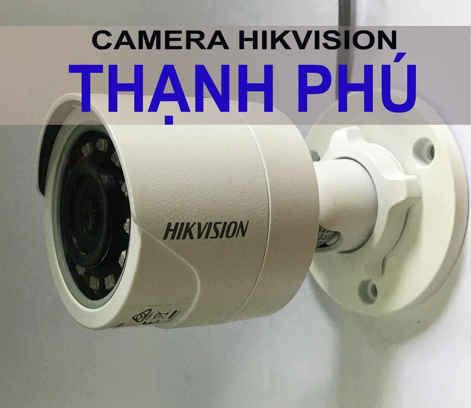 Đại lý camera hikvision thạnh phú