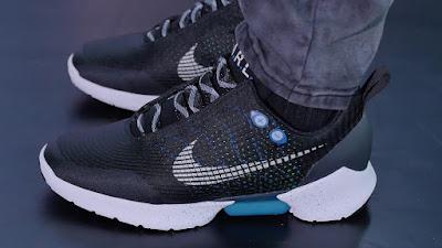 Nike Menciptakan Sepatu Ala, Back to the Future