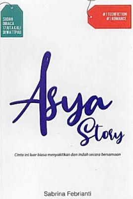 Novel Asya Story Karya Sabrina Febrianti PDF