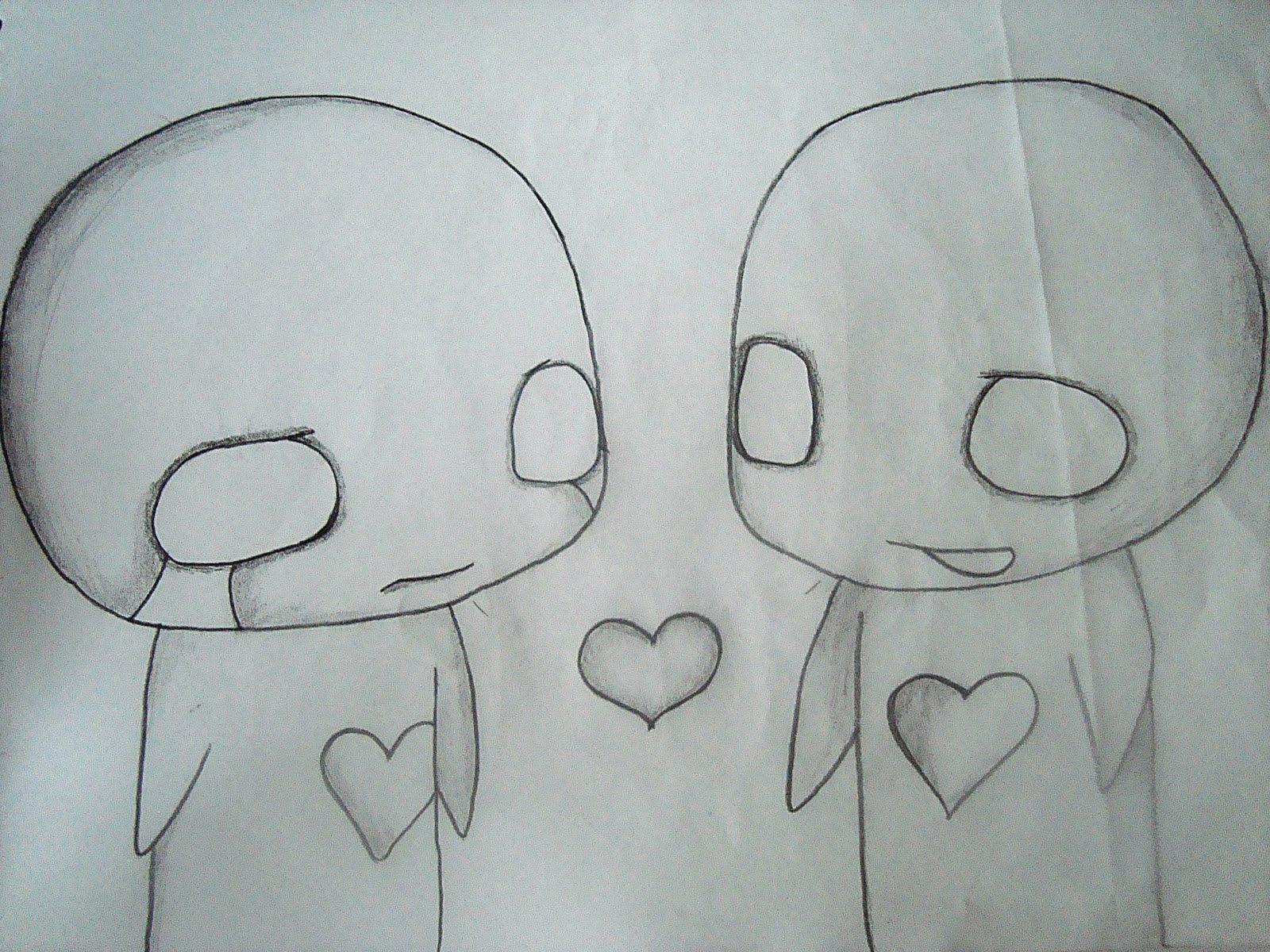 Desenhos De Amor Para Namorada