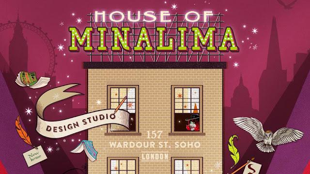 Estúdio MinaLima terá novo endereço em Londres | Ordem da Fênix Brasileira