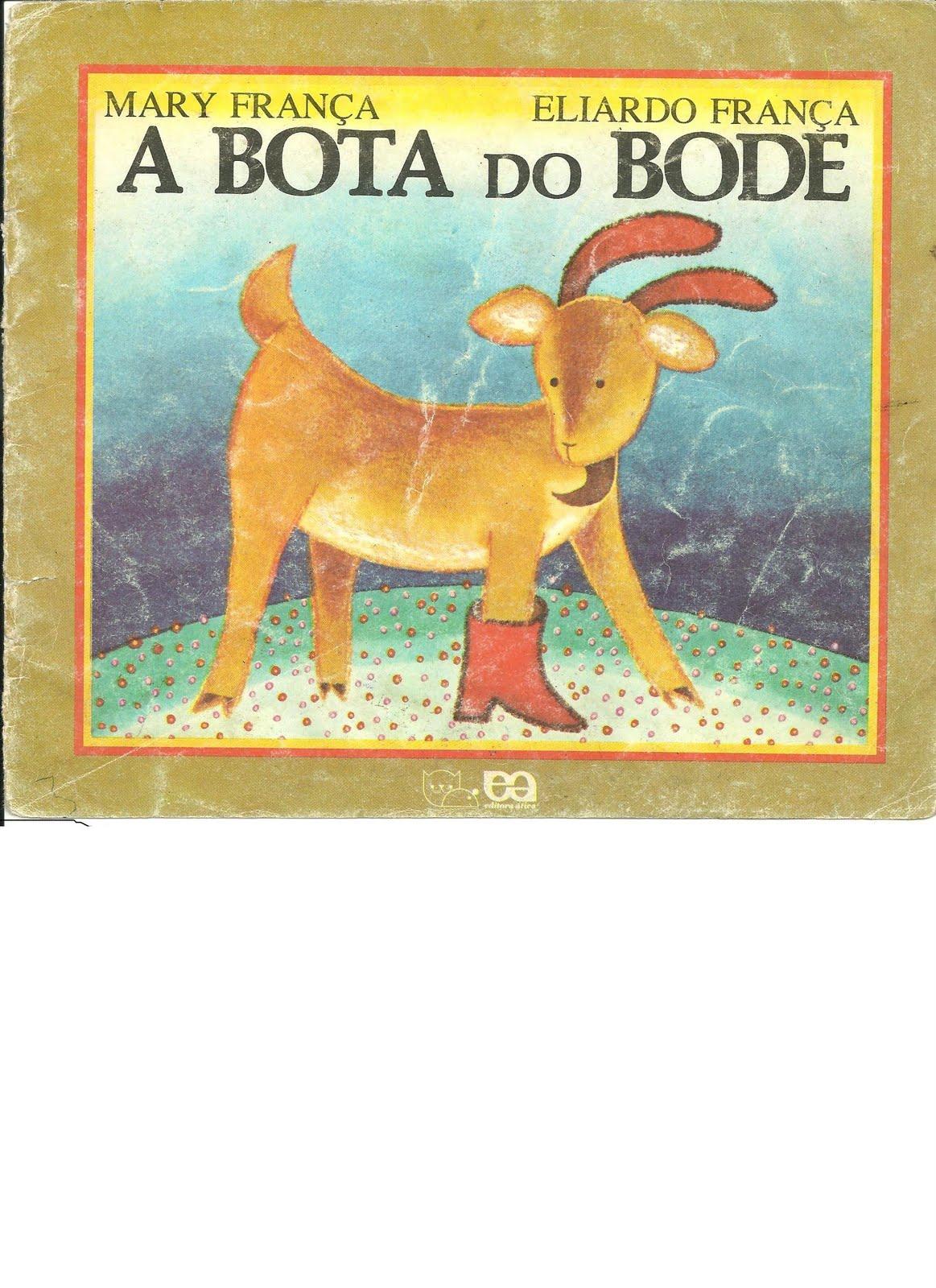 Ajudinha B U00e1sica  Leitura A Bota Do Bode