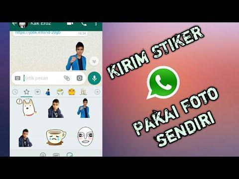 Membuat Stiker Whatsapp Pakai Gambar Sendiri Teziger Blog
