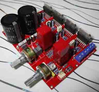 TDA7294 2.1 Amplifier Stereo Subwoofer Amplifier