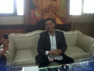 Ketua DPRD Jatim Abdul Halim Iskandar