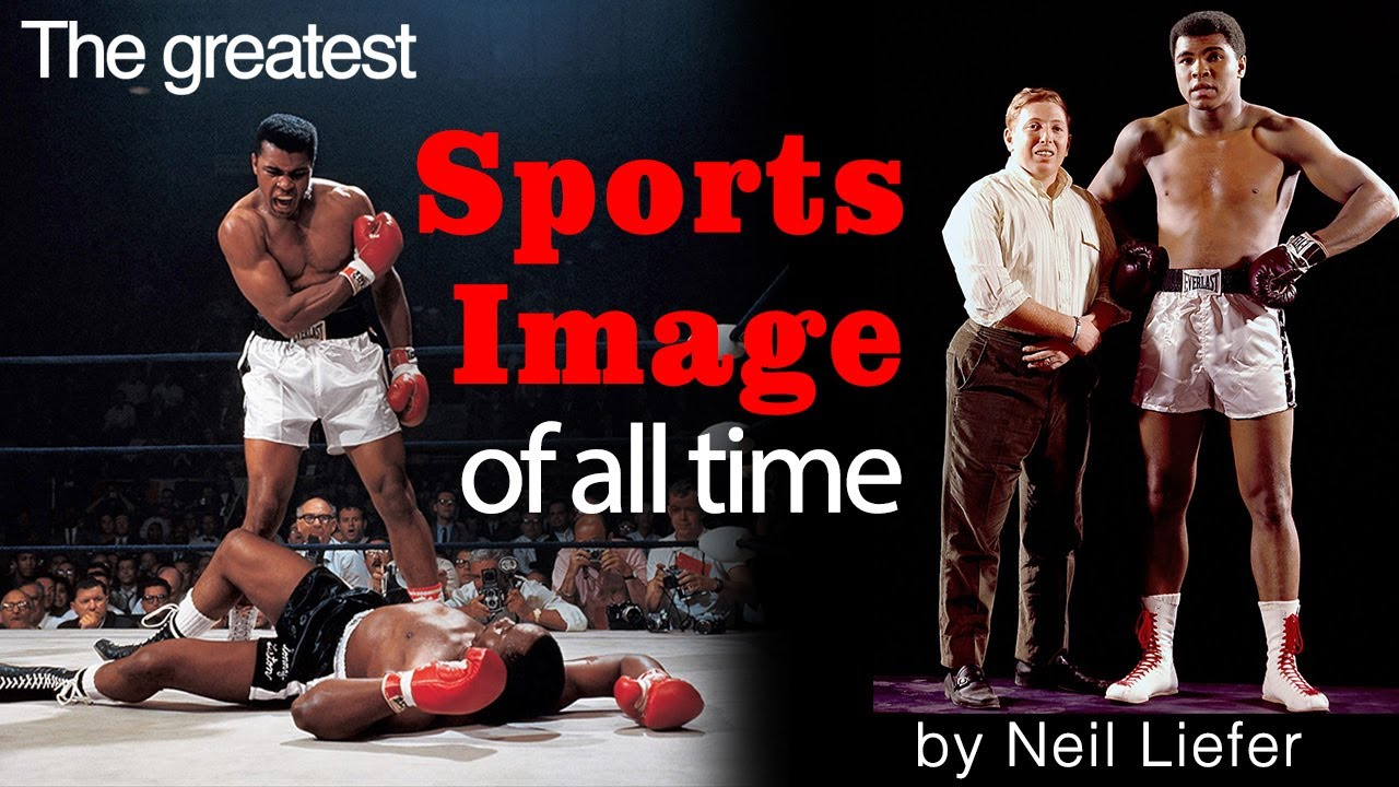 The Greatest Sports Image of All Time - Ali vs Liston II By Neil Liefer - May 25, 1965