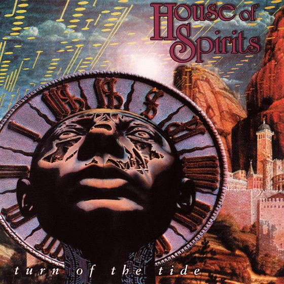 HOUSE OF SPIRITS - Turn Of The Tide (1994) front