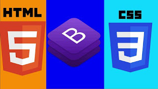HTML5,CSS3 and Bootstrap 4 Build: Two Websites in Hindi|Urdu