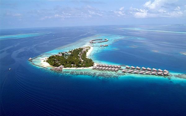 Maldivas - Ilha do Cacau