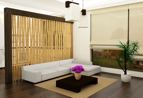 NEW STYLE BAMBOO DECORATION