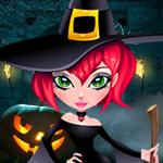 Palani Games - Palani Scary Palace Witch Escape