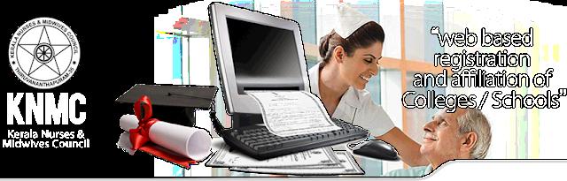 How to do Kerala State Nursing Council (KNC) Registration
