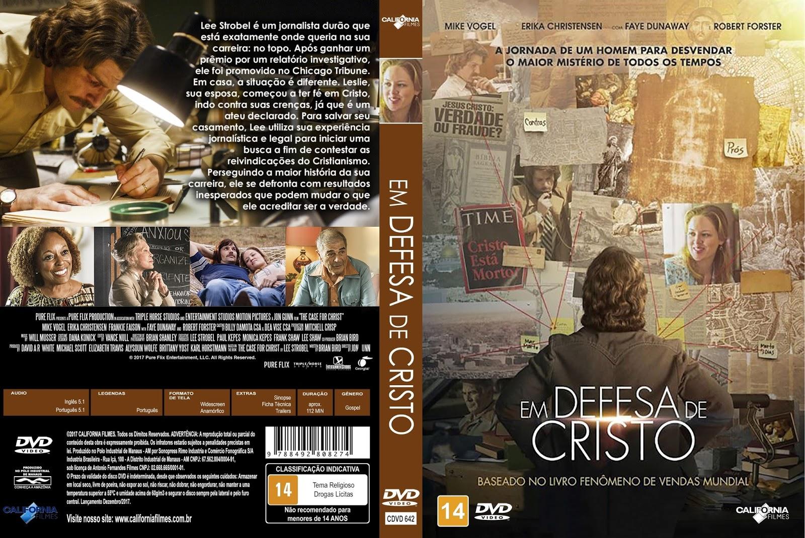 Resultado de imagem para em defesa de cristo capa