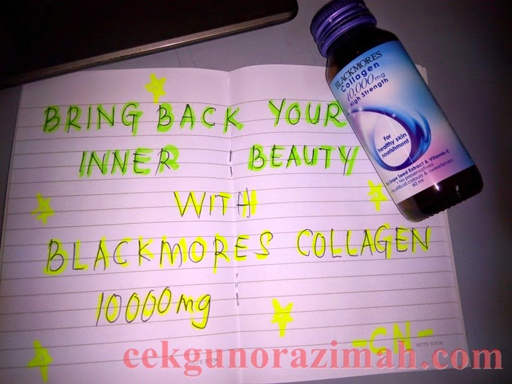 blackmores collagen