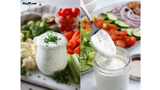 Hand crafted Ranch Dressing