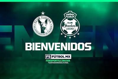 Fox Sports transmitirá a Xolos y Santos