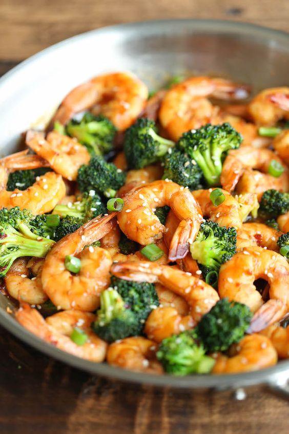 EASY SHRIMP AND BROCCOLI STIR FRY #recipes #dinner ideas #dinnerideasfortonight #food #foodporn #healthy #yummy #instafood #foodie #delicious #dinner #breakfast #dessert #lunch #vegan #cake #eatclean #homemade #diet #healthyfood #cleaneating #foodstagram
