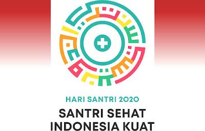 Selamat Hari Santri, Santri Sehat Indonesia Kuat