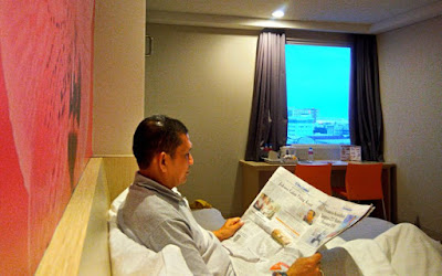 Staycation di Fave Hotel MT Haryono Balikpapan