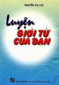 Luyện Giới Từ Của Bạn - Nguyễn Thị Chi