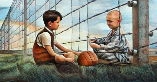 El niño con el pijama de rayas, una historia de amistad más allá de las ideologías
