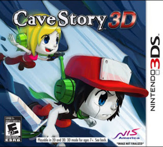Cave Story 3D 3DS CIA