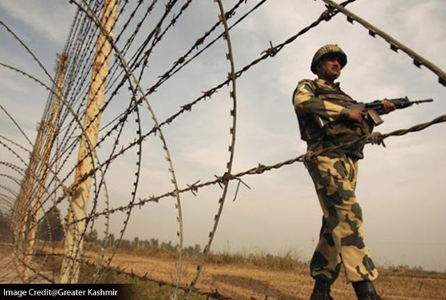 जम्मू-कश्मीरः पाकिस्तान ने तंगधार-सुंदरबनी में किया सीजफायर का उल्लंघन, एक जवान शहीद, पाक के दो जवान भी मार गिराए