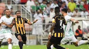 الاتحاد يحقق الفوز الصعب خارج ملعبه على فريق اولمبيك آسفي ويتاهل نصف نهائي البطولة العربية للأندية