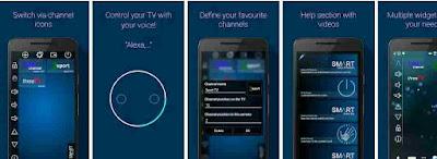 Smart TV Remot