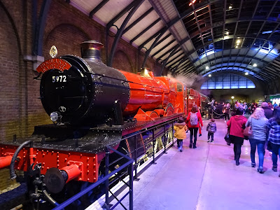 Hogwarts Express de la saga Harry Potter
