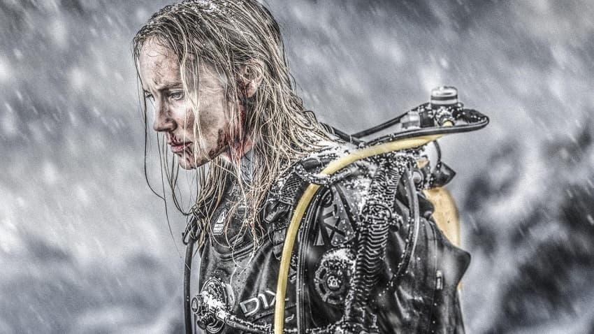 Подводный фильм ужасов «Глубокое погружение» выйдет в декабре - трейлер внутри